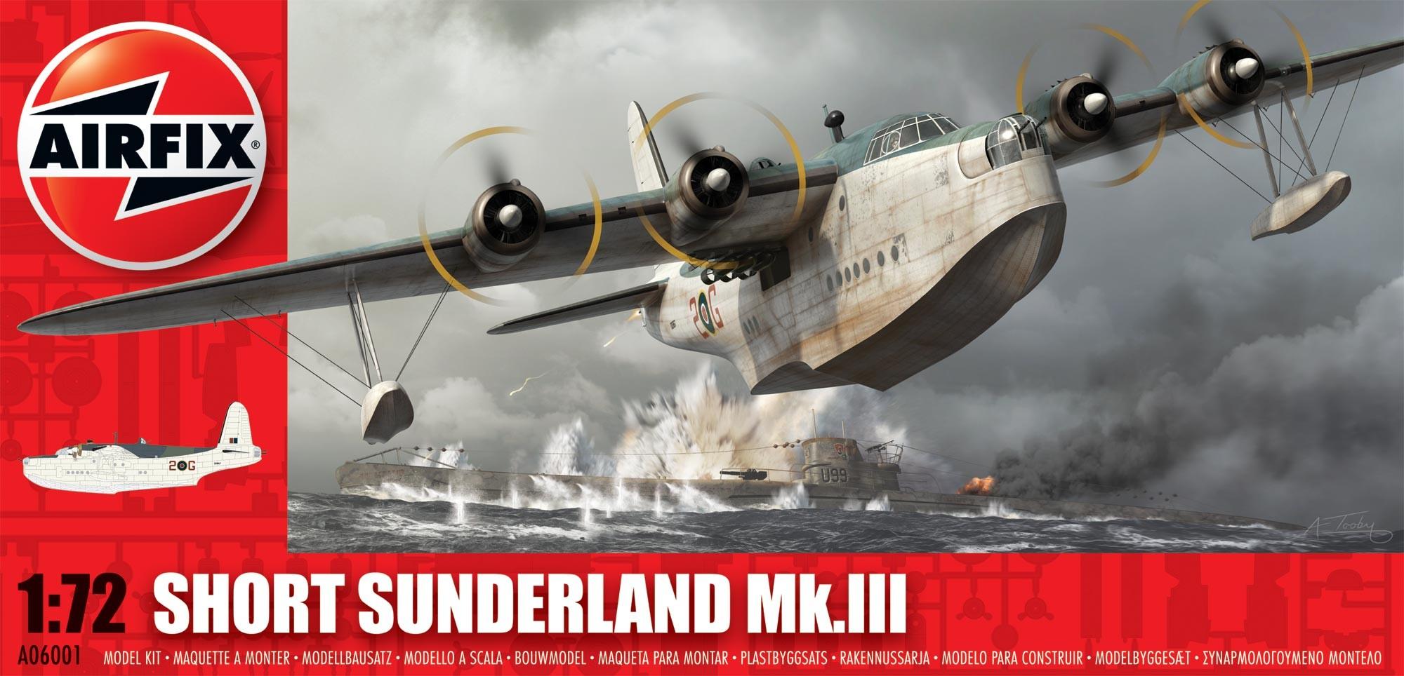 летающая лодка шорт сандерленд